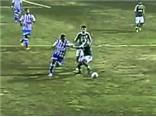 VIDEO: Pha solo ghi bàn gợi nhớ tới 'người ngoài hành tinh' Ronaldo