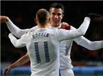 VIDEO: Van Persie và Sneijder giúp Hà Lan đánh bại Trung Quốc