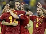 Chấm điểm Tây Ban Nha 2-1 Uruguay: Không ghi bàn, Iniesta vẫn hay nhất