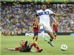 VIDEO: Cú sút 11m đẳng cấp của Candreva đánh bại Casillas
