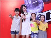 Hương Tràm được ngưỡng mộ khi làm cố vấn The Voice Kids