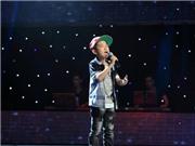 Tập 5 The Voice Kids: Xúc động với cậu bé hiphop 'Gặp mẹ trong mơ'