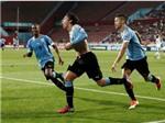 VIDEO: U20 Uruguay vào Chung kết sau màn đấu súng ngẹt thở