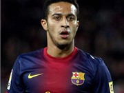 CHÍNH THỨC: Barca bán Thiago cho Bayern với giá 25 triệu euro