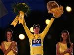 Kết thúc Tour de France 2013: Biểu tượng mới Chris Froome
