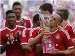 Bayern vô địch cúp Telekom: 'Bayern Pep' chạy đà hoàn hảo