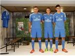 Real Madrid mặc áo của... Chelsea trên sân khách mùa giải 2013/14
