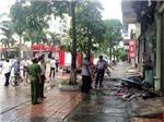 Chùm ảnh: Cháy tiệm vàng kinh hoàng, 5 người thiệt mạng