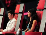 The Voice tối nay (28/7): Mỹ Linh, Quốc Trung, Mr Đàm - mỗi người còn 1 lượt 'cứu'!