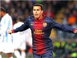Hàng công Barca: Pedro sẽ khiến Neymar ngồi dự bị?