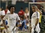 Marcelo 'trả đũa' Mourinho sau khi ghi bàn vào lưới Chelsea