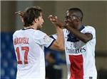VIDEO: Cavani nhạt nhòa, PSG bị chia điểm trước Montpellier