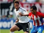 Đức thoát thua trên sân nhà trước Paraguay