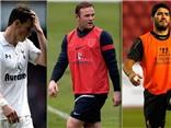 Bale, Rooney và Suarez: 'Nổ' tưng bừng rồi… 'xịt'