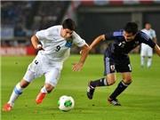 Real lại 'săn' Suarez để thay thế Benzema