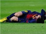 Khi Messi không còn là 'người cao su'