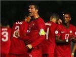 VIDEO: 'Siêu nhân' Ronaldo lập hat-trick vào lưới Bắc Ireland
