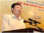Trưởng BTC V-League Trần Duy Ly xin rút lui