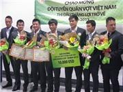 TTK Liên đoàn quần vợt Việt Nam Nguyễn Quốc Kỳ: 'Sẽ thay đổi giải VĐQG vì Davis Cup'
