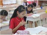 Phương Mỹ Chi đạt giải khuyến khích cuộc thi viết đẹp cấp quận