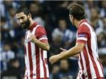 VIDEO: Arda Turan giúp Atletico đại phá 'Hang rồng'