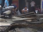 Hà Nội: Ngừng cấp nước khu vực quận Hai Bà Trưng