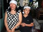 Thương thay những đứa trẻ mất cha sau bão