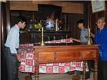 Ghi nhanh từ Quảng Bình: 'Mỗi lần về quê, Đại tướng Võ Nguyên Giáp đi thăm từng nhà'