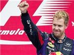 Vô địch tại Hàn Quốc, Vettel sắp lập 'poker'