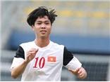 Tiền đạo U19 Việt Nam Nguyễn Công Phượng: Đơn giản là uống nước Sông Lam...
