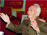 Tỉnh Quảng Bình thông báo về việc tổ chức Lễ an táng Đại tướng Võ Nguyên Giáp