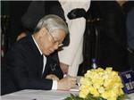 HÌNH ẢNH: Lãnh đạo Đảng, Nhà nước, Chính phủ, Quốc hội viếng Đại tướng Võ Nguyên Giáp