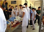 CHÙM ẢNH: Nổ lớn tại kho thuốc pháo hoa nhà máy Z121 ở Phú Thọ