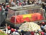 Nghẹn ngào đón Đại tướng Võ Nguyên Giáp về đất mẹ Quảng Bình