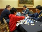 Giải cờ vua Spice Cup 2013: Quang Liêm thắng ván đầu