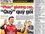 Đón đọc báo Thể thao & Văn hóa, số 293, ra ngày 20/10/2013