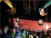 Tai nạn giao thông thảm khốc, 7 người chết và 40 người bị thương