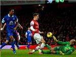 VIDEO: Oezil tỏa sáng, Arsenal bị cầm hòa bởi sao trẻ Barca