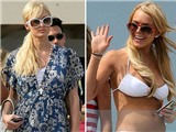 Thương xót em trai, Paris Hilton đe dọa Lindsay Lohan