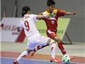 Futsal nữ Việt Nam khởi đầu thuận lợi