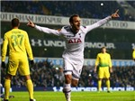 VIDEO: Soldado lập hat-trick, Tottenham toàn thắng 6 trận ở Europa