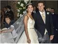 Cô dâu của Diego Forlan rạng ngời trong ngày cưới