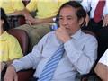 Biếm họa ông Nguyễn Trọng Hỷ từ chức Chủ tịch VFF