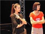 Thanh Hằng, Hồ Ngọc Hà tự tin tổng duyệt chung kết Top Model
