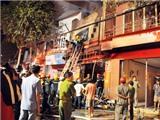 Ảnh hiện trường vụ cháy làm 5 người chết tại Đồng Nai