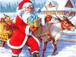 Ông già Noel được tự do qua lại biên giới Mỹ