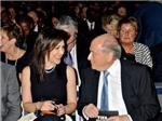 Chủ tịch Sepp Blatter công khai tình trẻ