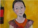 Tranh Tết của Nguyễn Quân: Trăng bao nhiêu tuổi trăng già?