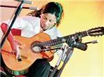 Đoàn nghệ sĩ Việt Nam tham dự Festival Guitar 2014 tại Sri Lanka
