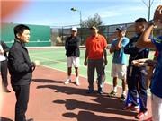 TTK Liên đoàn quần vợt Việt Nam Nguyễn Quốc Kỳ: 'Đó là thái độ ngạo mạn'